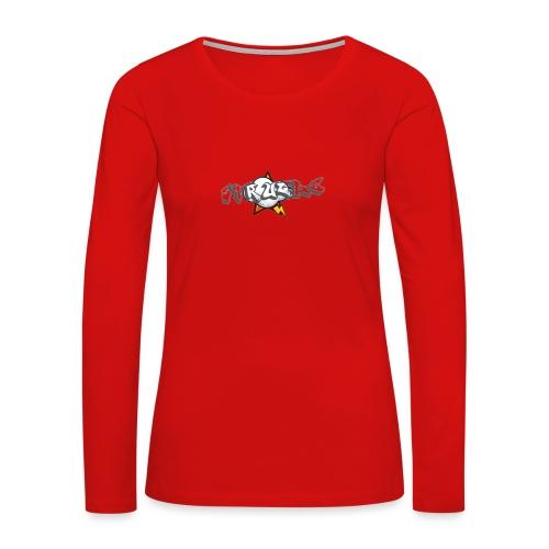 strugle - Women's Premium Long Sleeve T-Shirt