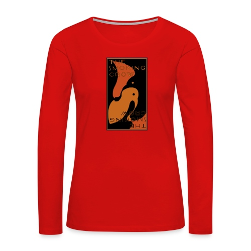 Deco Crow - Women's Premium Long Sleeve T-Shirt