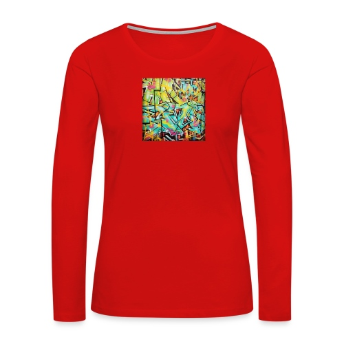 13686958_722663864538486_1595824787_n - Women's Premium Long Sleeve T-Shirt