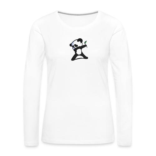 Panda DaB - Women's Premium Long Sleeve T-Shirt
