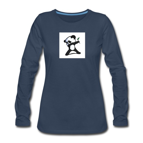 Panda DaB - Women's Premium Long Sleeve T-Shirt