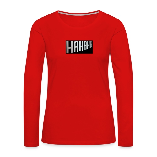 mecrh - Women's Premium Long Sleeve T-Shirt