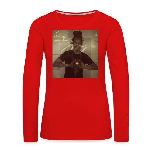 Signature Kulturefree SoulRMatrix - Women's Premium Long Sleeve T-Shirt