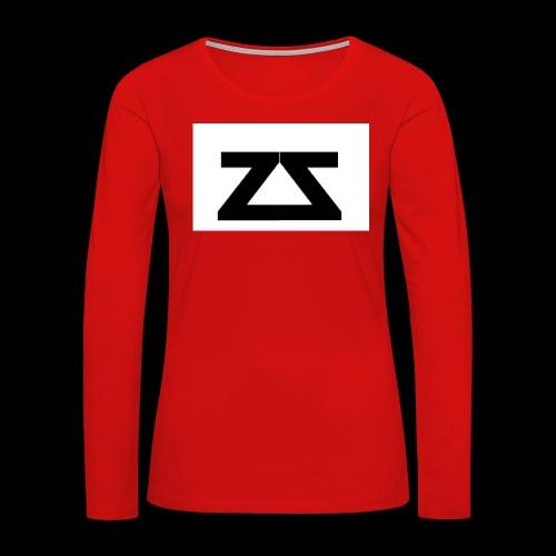 ZOZ - Women's Premium Long Sleeve T-Shirt