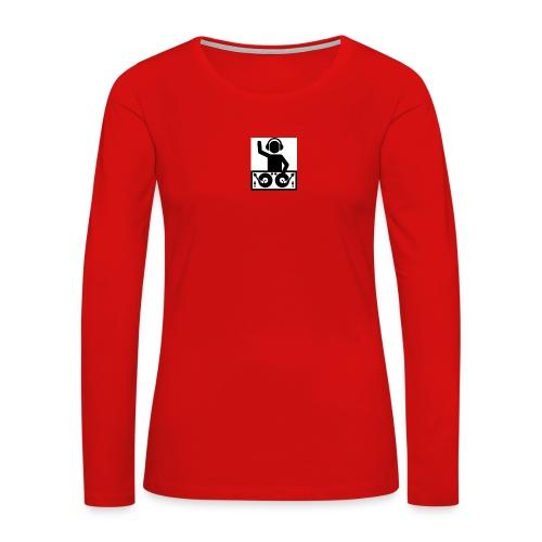 f50a7cd04a3f00e4320580894183a0b7 - Women's Premium Long Sleeve T-Shirt
