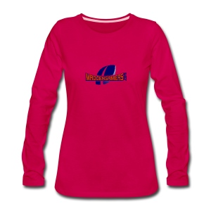MaddenGamers - Women's Premium Long Sleeve T-Shirt