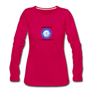 SB Columbus Chapter - Women's Premium Long Sleeve T-Shirt