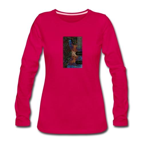 Music tshirt - Women's Premium Long Sleeve T-Shirt