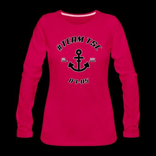 TSC Nautical - Women's Premium Long Sleeve T-Shirt