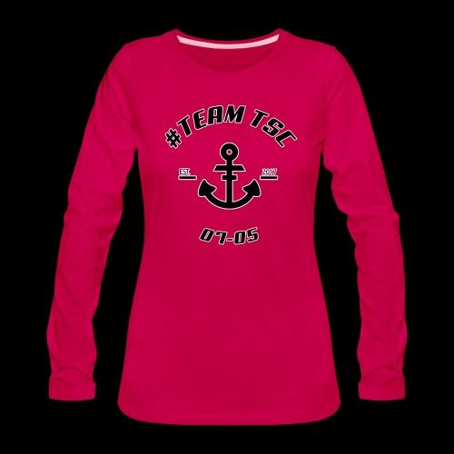 TSC Nautical - Women's Premium Slim Fit Long Sleeve T-Shirt