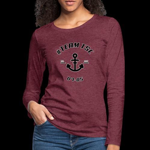 TSC Nautical - Women's Premium Long Sleeve T-Shirt