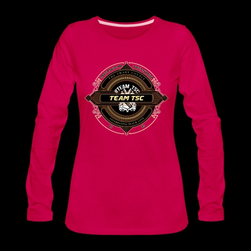 Design 9 - Women's Premium Long Sleeve T-Shirt