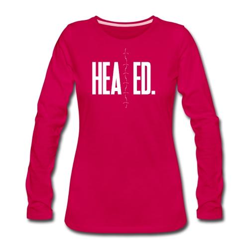 Healed - Women's Premium Long Sleeve T-Shirt