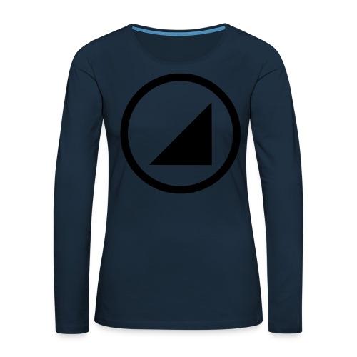 BULGEBULL - Women's Premium Slim Fit Long Sleeve T-Shirt