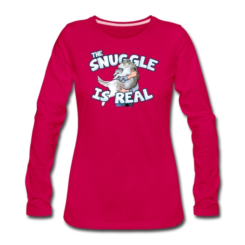 dogs2 - Women's Premium Long Sleeve T-Shirt