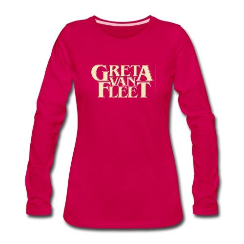 band tour - Women's Premium Long Sleeve T-Shirt