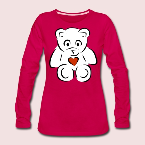 Sweethear - Women's Premium Long Sleeve T-Shirt