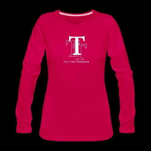 TTT - Women's Premium Long Sleeve T-Shirt