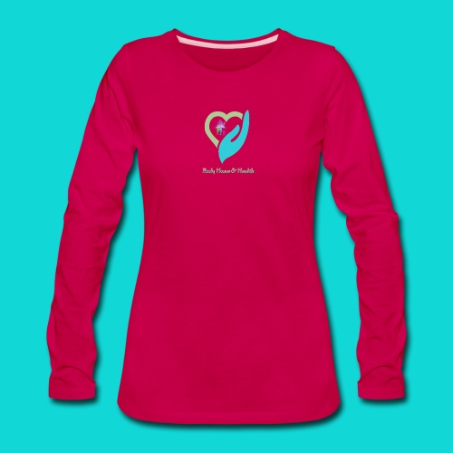 body home and health limited edition - Women's Premium Long Sleeve T-Shirt