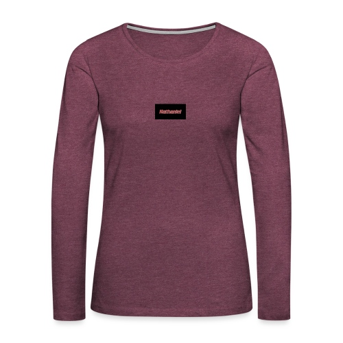 Jack o merch - Women's Premium Slim Fit Long Sleeve T-Shirt