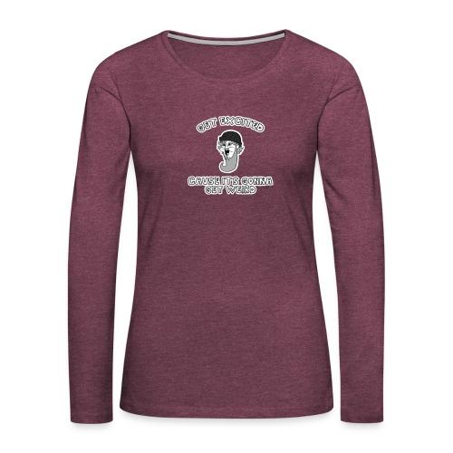 Colon Dwarf - Women's Premium Long Sleeve T-Shirt