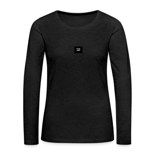 Team Fury - Women's Premium Long Sleeve T-Shirt