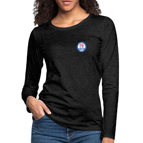 ICEBING002 - Women's Premium Slim Fit Long Sleeve T-Shirt