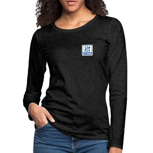 ICEBING003 - Women's Premium Slim Fit Long Sleeve T-Shirt