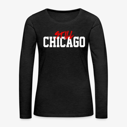 Chicago 4ever - Women's Premium Long Sleeve T-Shirt