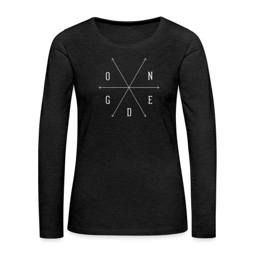 Ogden - Women's Premium Long Sleeve T-Shirt