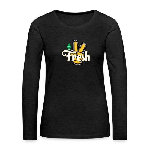 2Fresh2Clean - Women's Premium Long Sleeve T-Shirt