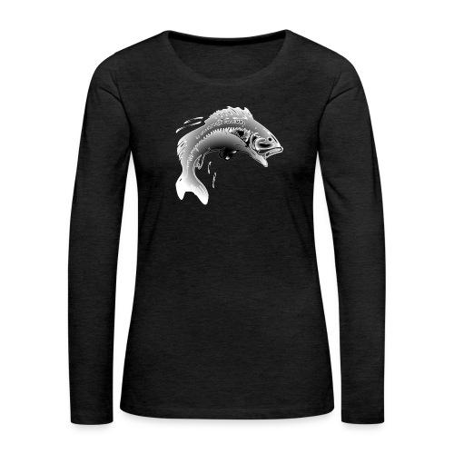 fishermen T-shirt - Women's Premium Long Sleeve T-Shirt