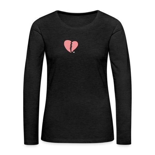 Heartbreak - Women's Premium Long Sleeve T-Shirt