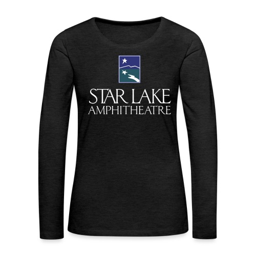 Star Lake on Color - Women's Premium Slim Fit Long Sleeve T-Shirt