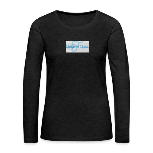 TwiiSt3D - Women's Premium Long Sleeve T-Shirt