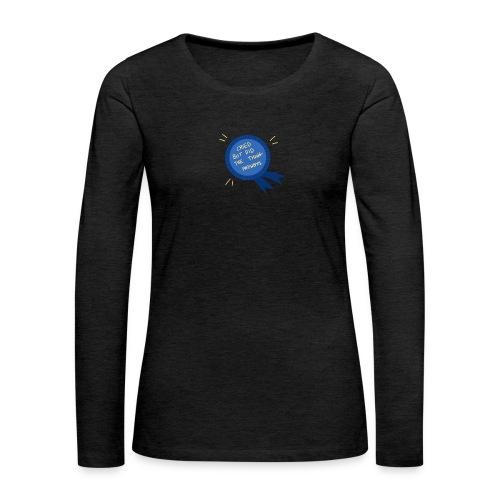 Regret - Women's Premium Long Sleeve T-Shirt