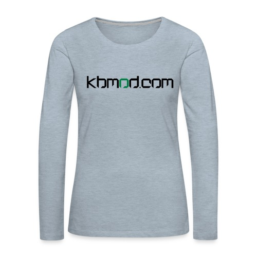 kbmoddotcom - Women's Premium Long Sleeve T-Shirt