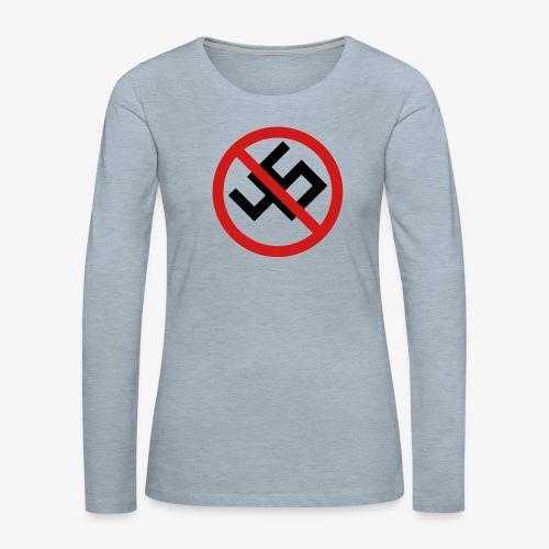 NO45 - Women's Premium Long Sleeve T-Shirt