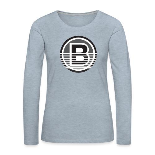 Backloggery/How to Beat - Women's Premium Long Sleeve T-Shirt