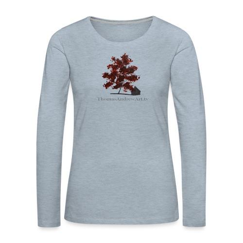 ThomasAndrewArt - Women's Premium Slim Fit Long Sleeve T-Shirt
