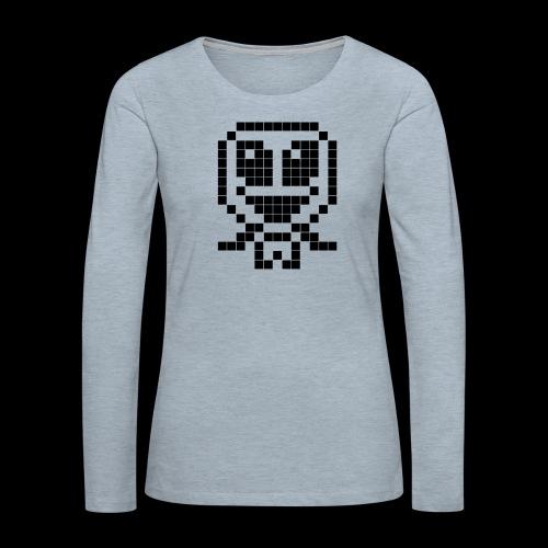alienshirt - Women's Premium Long Sleeve T-Shirt