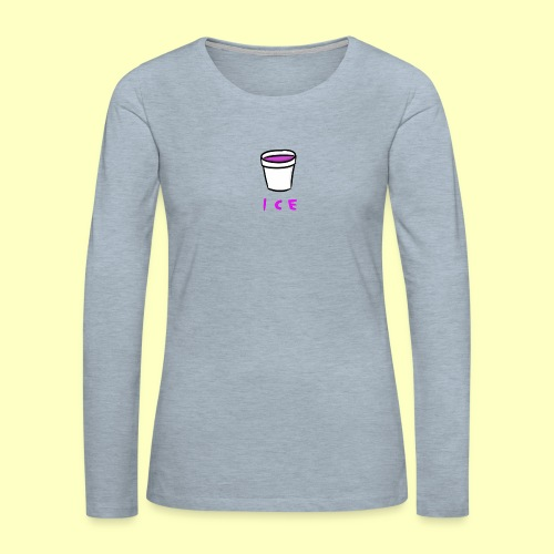 ICE - Women's Premium Long Sleeve T-Shirt