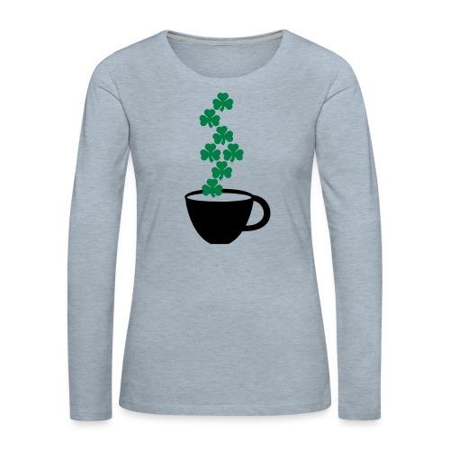 irishcoffee - Women's Premium Long Sleeve T-Shirt