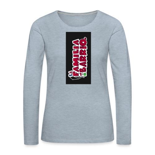 case2biphone5 - Women's Premium Long Sleeve T-Shirt