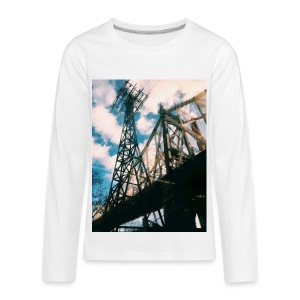 Ed Koch bridge - Kids' Premium Long Sleeve T-Shirt