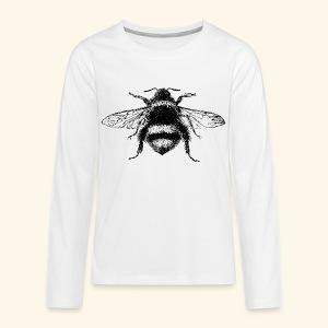 My Little Baby Bee - Kids' Premium Long Sleeve T-Shirt
