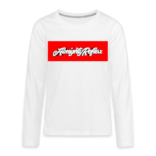 Almightyreflex - Kids' Premium Long Sleeve T-Shirt