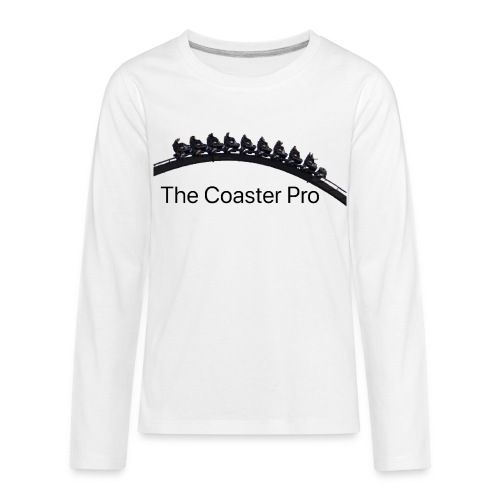 The Coaster Pro - Kids' Premium Long Sleeve T-Shirt