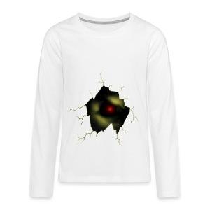 Broken Egg Dragon Eye - Kids' Premium Long Sleeve T-Shirt