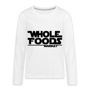 WHOLE_FOODS_STAR_WARS - Kids' Premium Long Sleeve T-Shirt